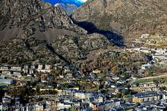 Andorra: City views on Andorra la Vella