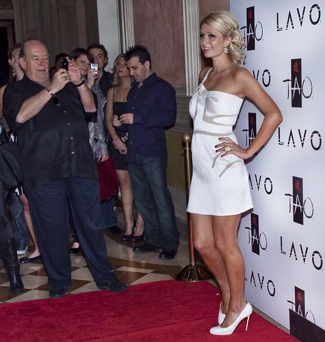 Paris Hilton Celebrates Her Birthday