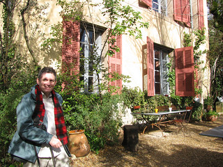 Me and Paul, Aix En Provence, France 2010
