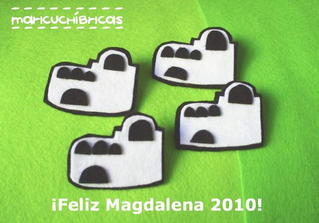 ¡Llega la Magdalena!