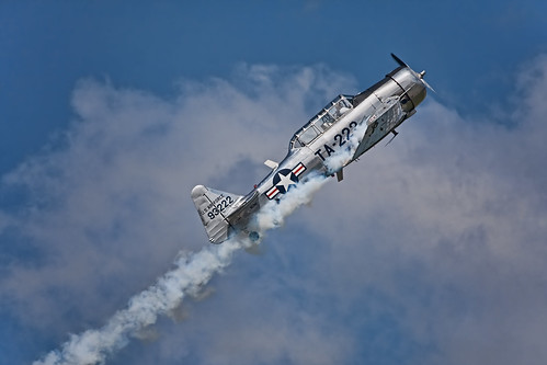 "BILL LEFF  T-6 ""TEXAN"""