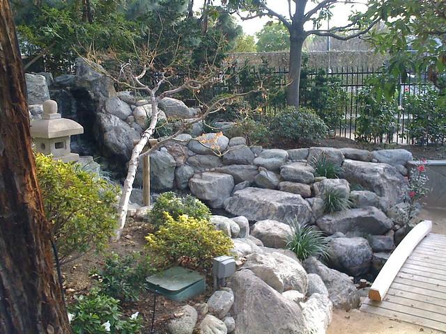James Irvine Japanese Garden Seiryu En Or Garden Of The