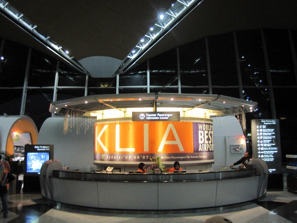 KLIA Info