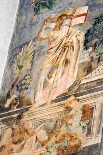 Sant' Apollonia Andrea del Castagno Resurrection