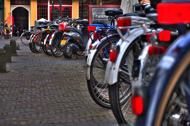 Bikes Utrecht