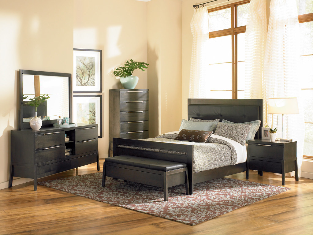 AP Industries - Elevation collection adult bedroom / Chambre à ...