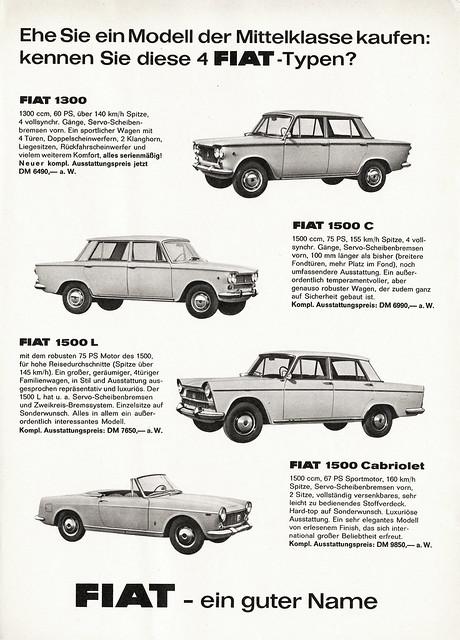 Fiat 1965