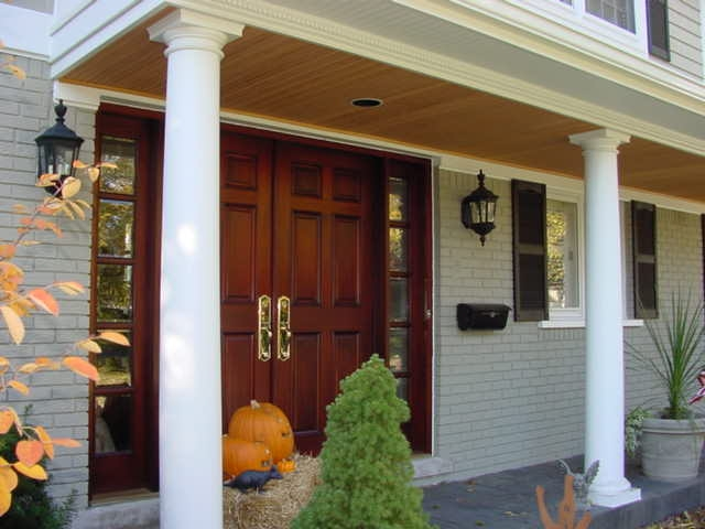 Bloomfield Construction - New Porch