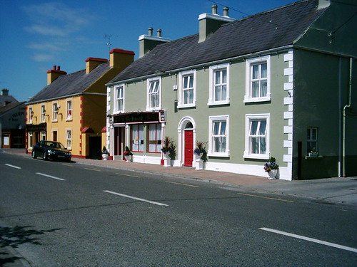 Glenamaddy Main Street