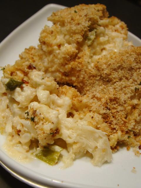 Cauliflower Au Gratin | Flickr - Photo Sharing!