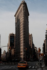 New York, Flatiron District