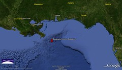 Deepwater Horizon Blowout, Gulf of Mexico - Location