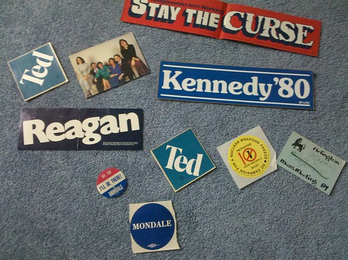 Eighties campaigns