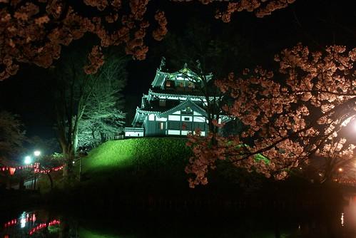 高田城百万人観桜会2010