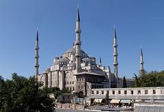1997.06 TURQUIE - ISTANBUL - La Mosquée Bleue