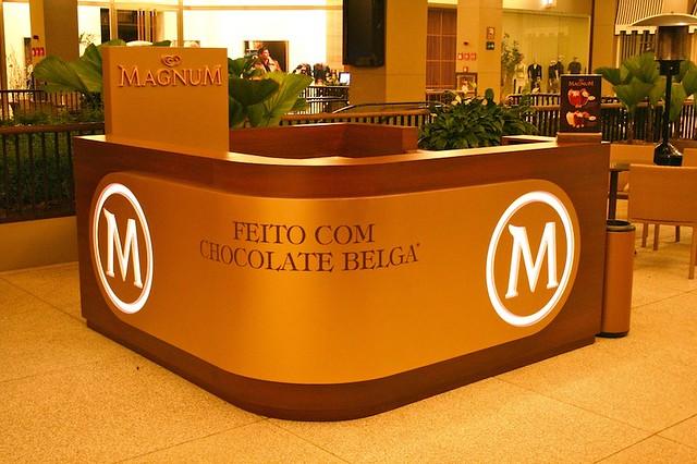 Magnum Pop up Stores