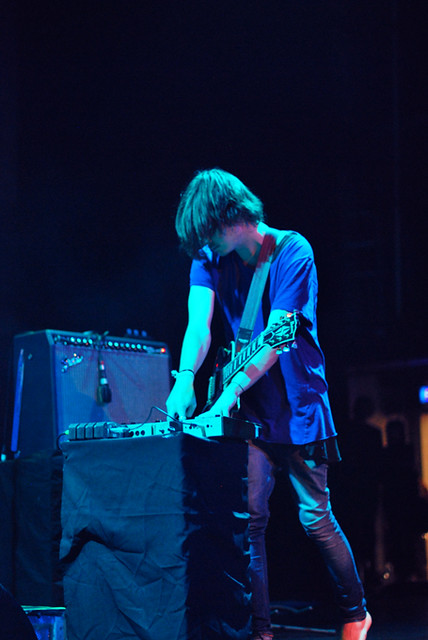 Tame Impala @ The Forum Melbourne 21 05 10 | Taken for The A