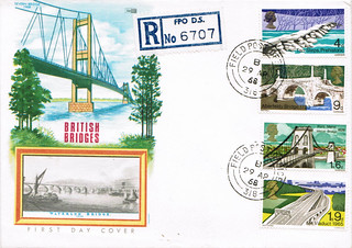 29-Apr-1968 UK First Day Cover