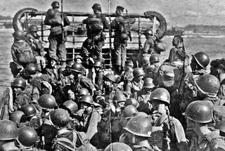 Landing on Okinawa: September 1945