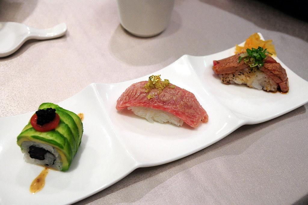 大鵬灣食堂-壽司拼盤