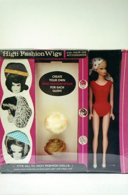 Barbie clone gift set made by Adanta Novelties Corporation NY