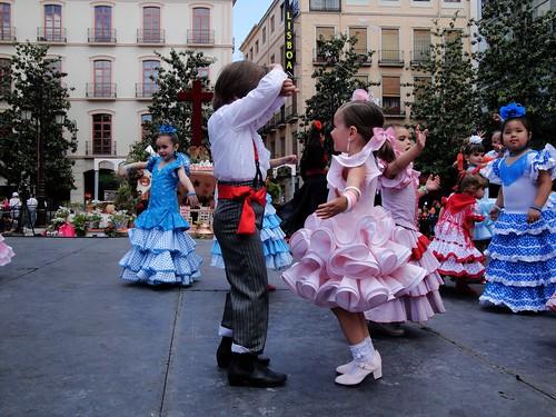 Flamenco in Granada, Spain
