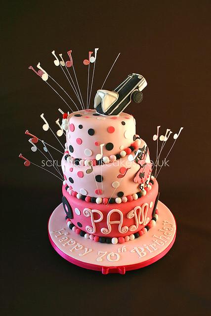Birthday Cakes Tayside