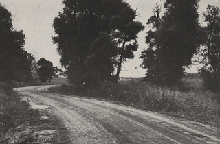 Cambridge Boulevard as Viewed from the Scioto Country Club, 1918