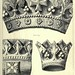 023-Coronas de piedra- Abadia de St Alban's-Gothic ornaments…1854- Augustus Pugin