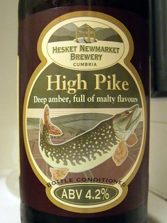Hesket Newmarket Brewery, High Pike, England