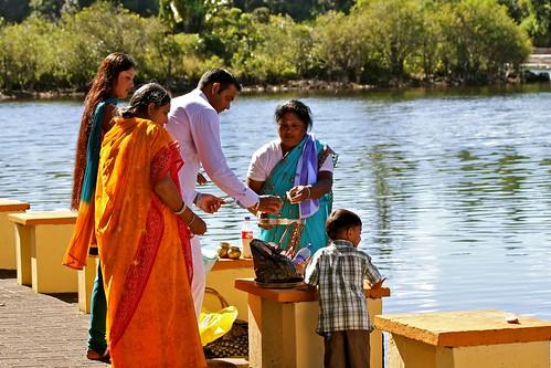 worship shiva mauritius hindu