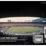 Cisco ASR 9000 Series and the World Cup