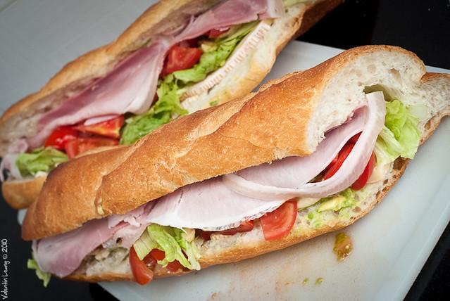 how to make zaatar sandwich