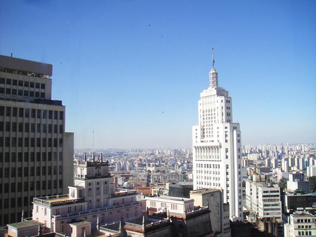 Vista do Edifício Grande São Paulo