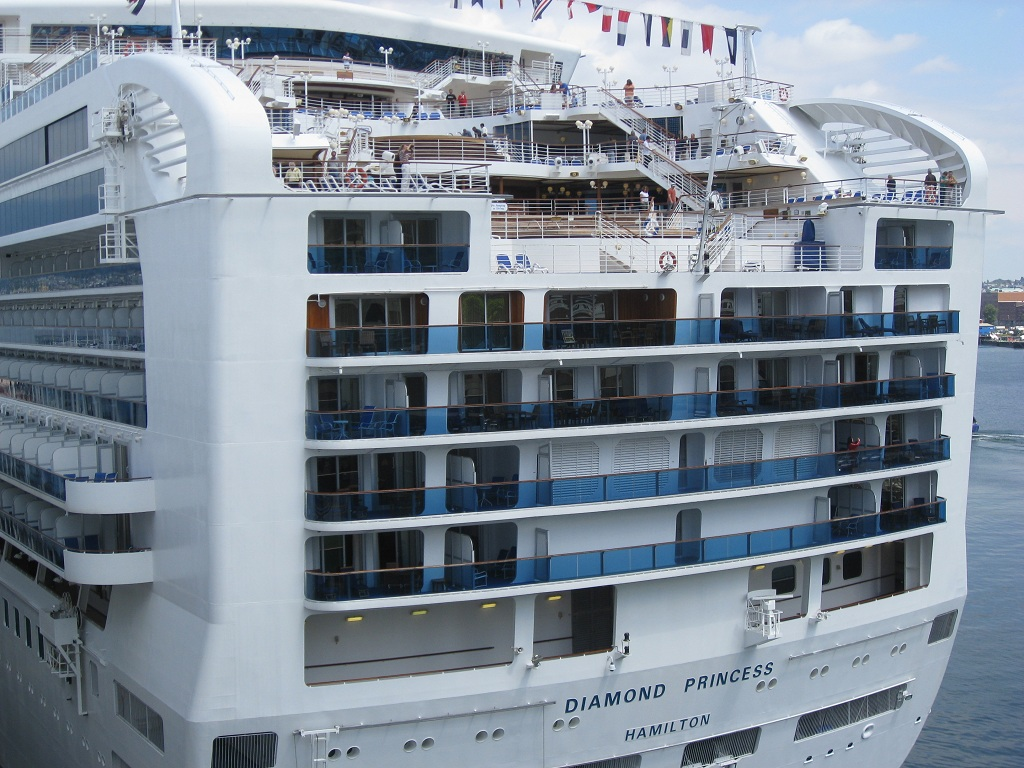 Some diamond aft pics cruise critic message board forums for View from balcony quotes