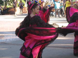 La Ballerina de Olvera - Fiesta de las Flores