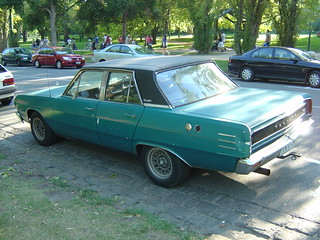 1967-69 Chrysler VE Valiant
