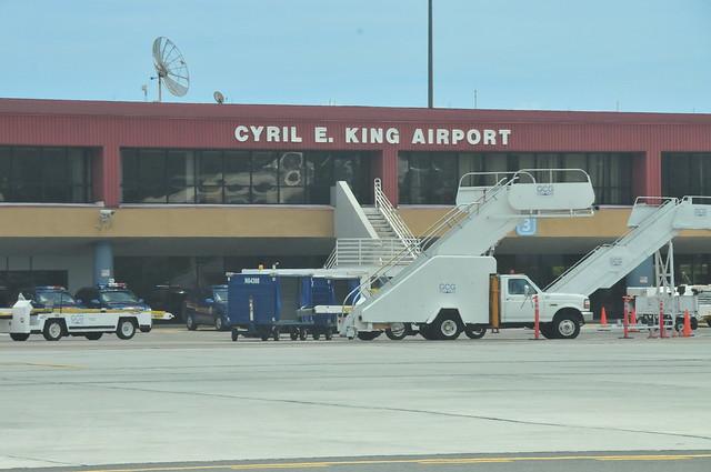 Cyril E King Airport Car Rental