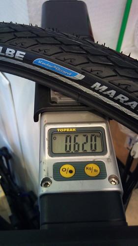 0km  620g!!