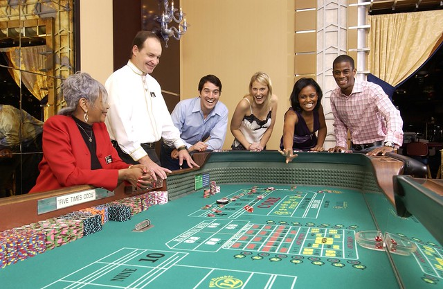 Gambling places