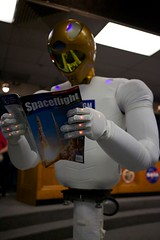 Space robots information including robonaut the space station nasa robot videos robot - Homes built from recycled materials nasas outer space challenge ...