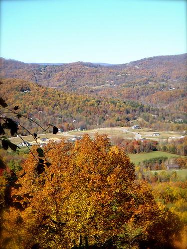 Elevation of Copper Hill, VA, USA - Topographic Map ...