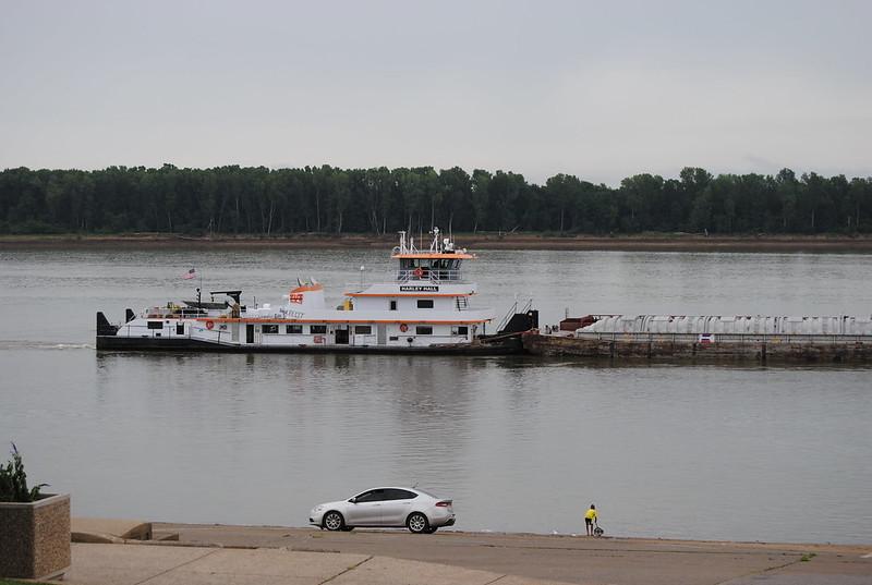 Ohio River, Paducah, KY