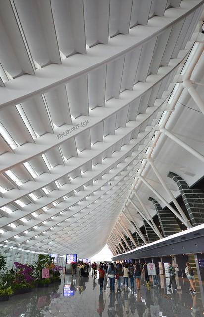 Taoyuan International Airport taiwan itinerary