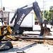 Tacuba / Ferrocarriles Nacionales - Machine Lifting Worn Track por ramalama_22