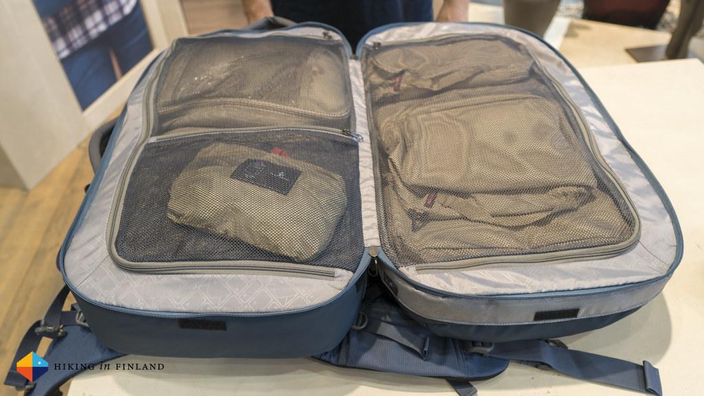 Eagle Creek Global Companion Travel Pack - Open