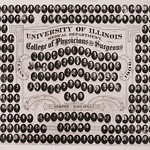 1906 graduating class, University of Illinois College of Medicine
