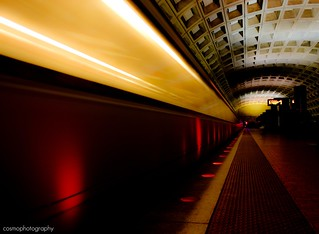 Foggy Bottom - GWU Metro Station, Washington D.C.