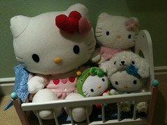 teddy bear, art, textile, flower, plush, stuffed toy, toy,
