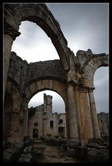 La Syrie greco-romano-arabo-christiano-byzantine